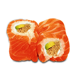 Delivery Salmon Roll